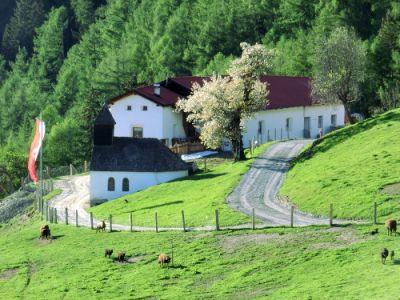Der Lechtlhof >>  mehr Fotos