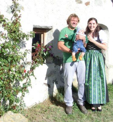 Familie Theiner - Lechtlhof